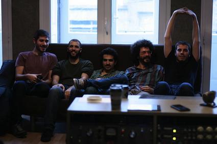 Eduardo Cardinho quinteto peq
